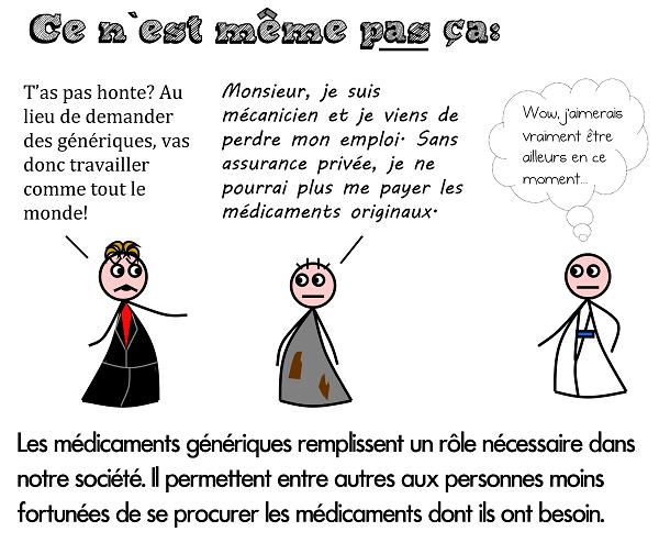 La VRAIE différence entre les médicaments génériques et originaux - Le Pharmachien : prix et assurances