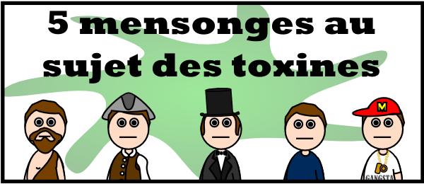 header toxines